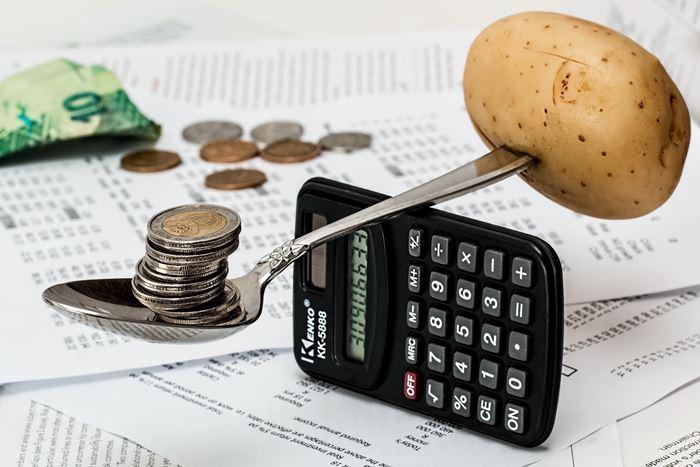 収入と支出の入力が超簡単!