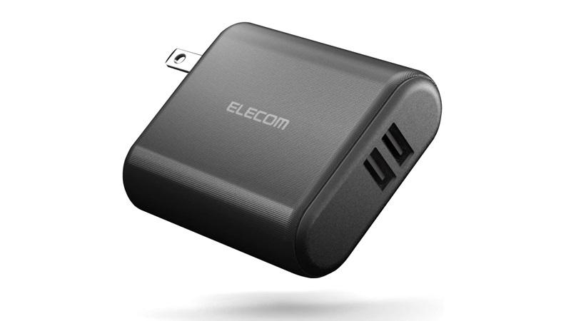 エレコム AC充電器 USB充電器