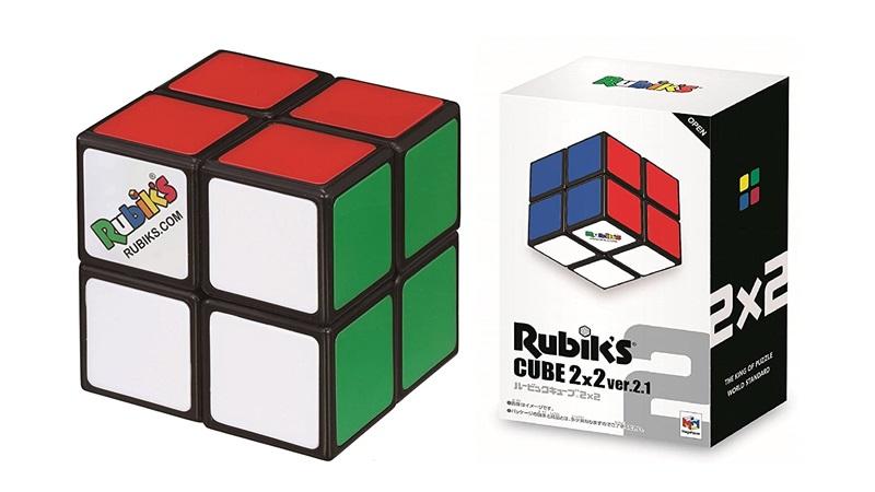 【メガハウス】ルービックキューブ 2X2 Ver.2.1
