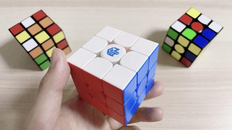 【ルービックキューブの揃え方】初心者が簡単にマスターする最短手順を解説