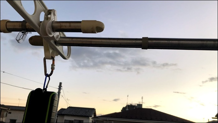 Chargi-Q miniのソーラー検証3の画像