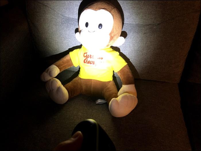 Chargi-Q miniのLEDライトの画像
