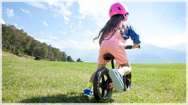 キックバイクの選び方とおすすめ5選!ストライダーと他社製品を比較