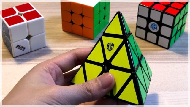 【ピラミンクス】初心者向けの簡単な揃え方!攻略の難易度は低め!