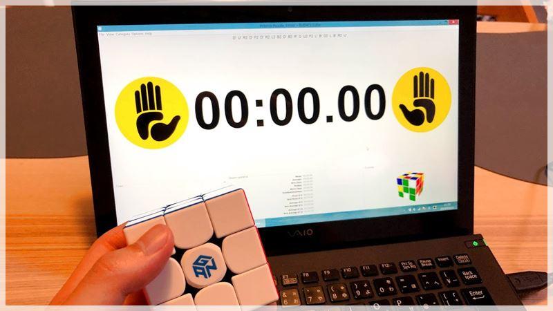 ルービックキューブのタイマーを紹介!競技用から便利なアプリまで!