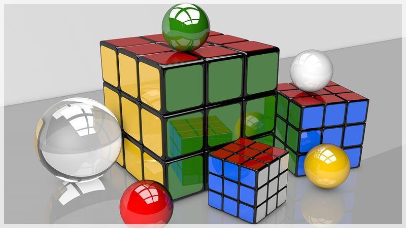 ルービックキューブ系の色々な種類のパズルを難易度と共に紹介!