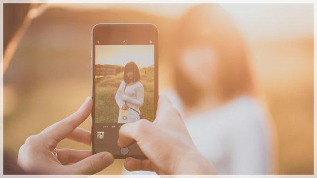 iPhoneのカメラで綺麗に写真を撮る方法!使い方や設定を解説!