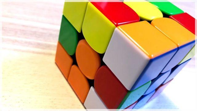 【ルービックキューブ】F2Lの仕組みと覚え方を分かりやすく解説!