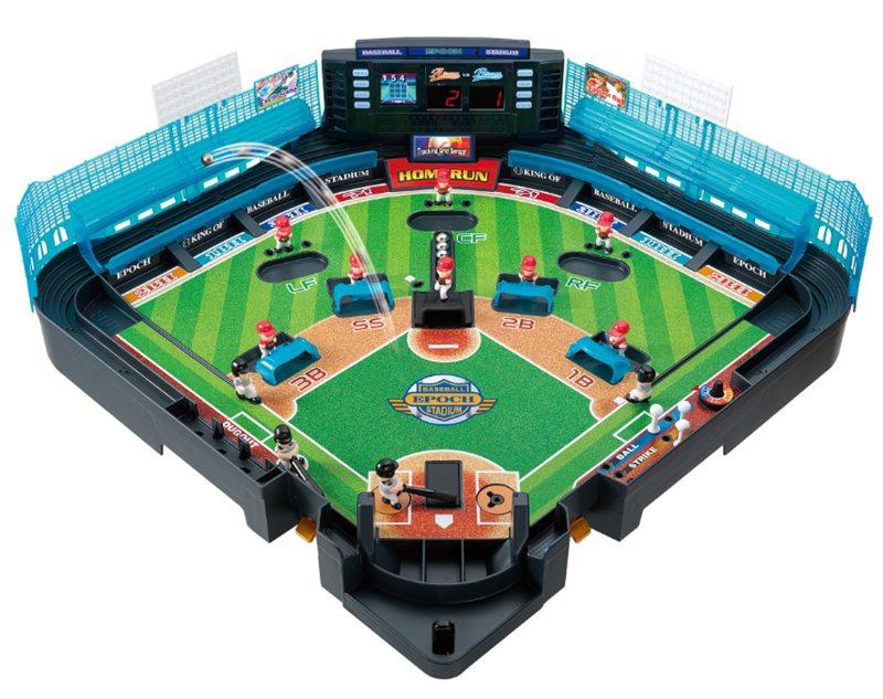野球盤3Dエース スーパーコントロールの外観
