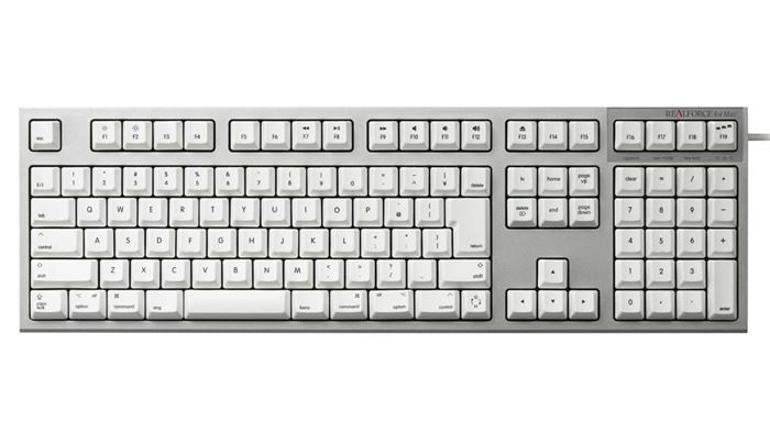 REALFORCE SA for Mac