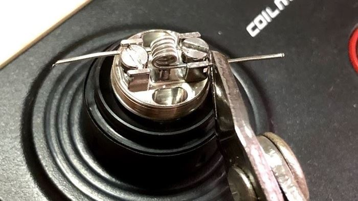 Berserker V1.5 MINI MTL RTA Build
