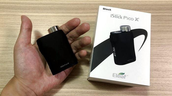 Eleaf iStick Pico Xの外観