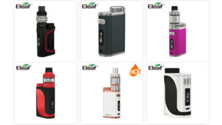 Eleaf iStick Picoの比較表