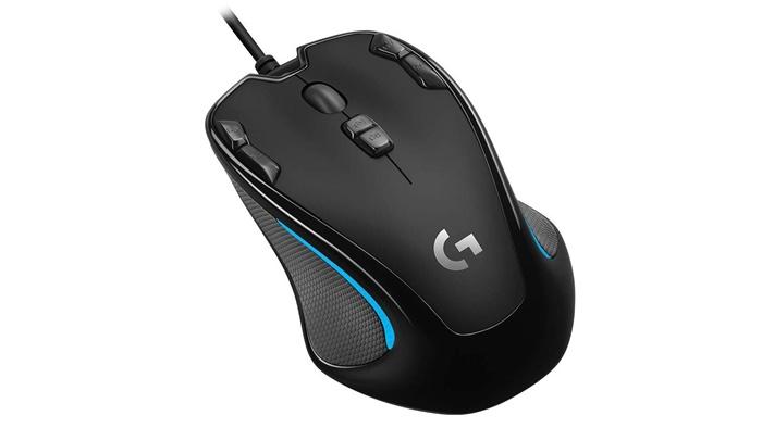 ロジクールG300Srマウス