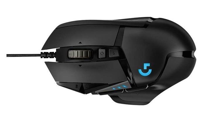 ロジクールG502RGBhマウス
