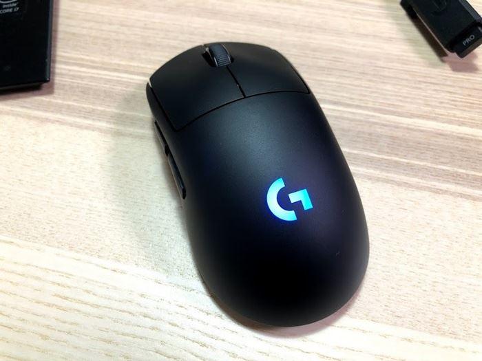 ロジクールPROワイヤレスゲーミングマウス