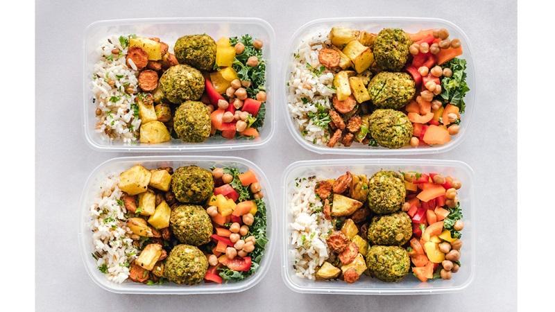 【食事管理】ミールプレップの始め方!必要な容器やレシピを解説!