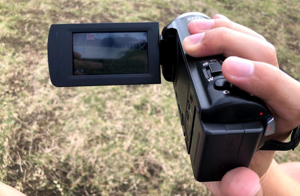 パナソニック HC-V480MSの撮影画像