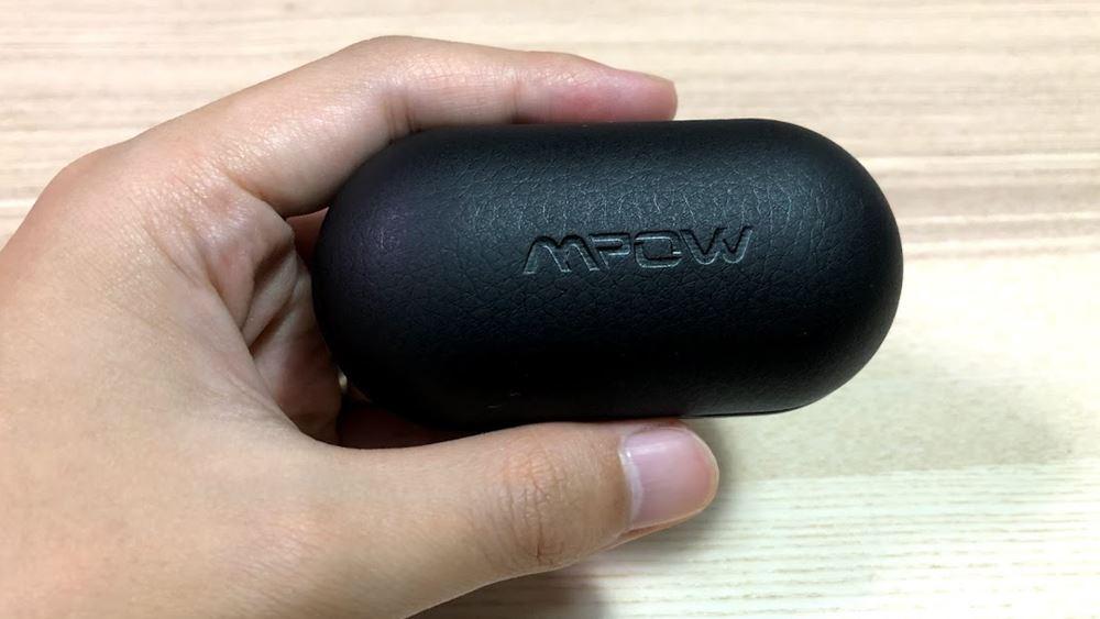 Mpow M5の大きさが分かる画像