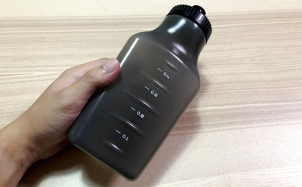 サロモン センシベルトの付属ボトルの画像