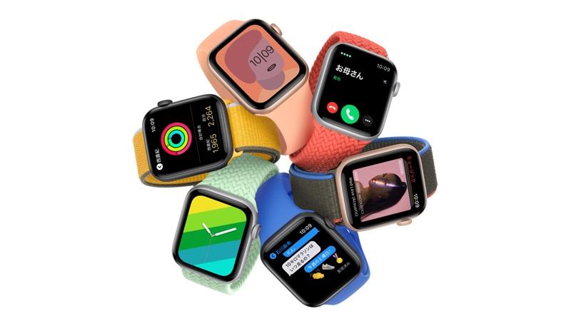 Apple Watch Series SE GPSモデル