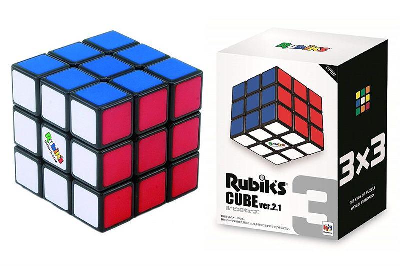 【メガハウス】ルービックキューブ Ver.2.1