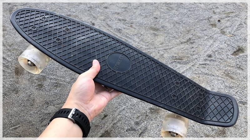 【スケートボード】初心者でもAmazonの安いスケボーで楽しく遊べた