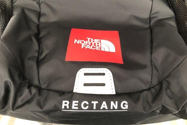 ノースフェイス レクタングの反射板