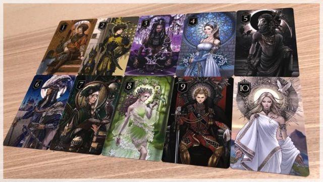 【XENO(ゼノ) レビュー】この人気カードゲームのルールや感想まとめ!