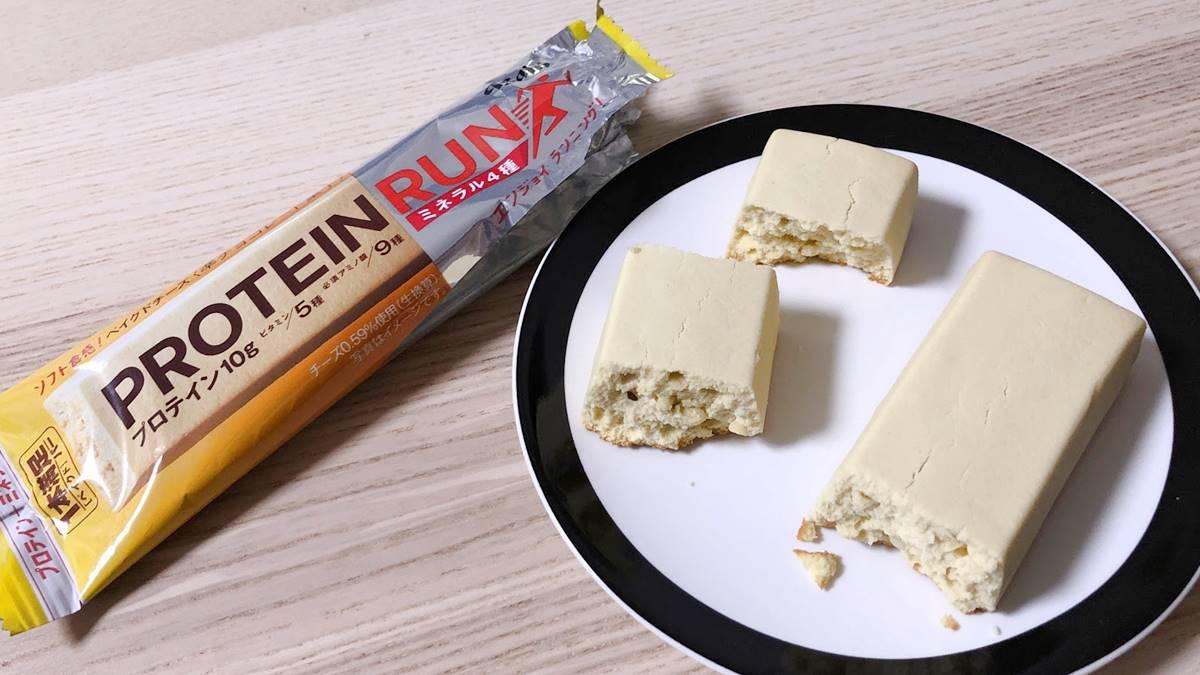 1本満足バー プロテイン・ラン ベイクドチーズ
