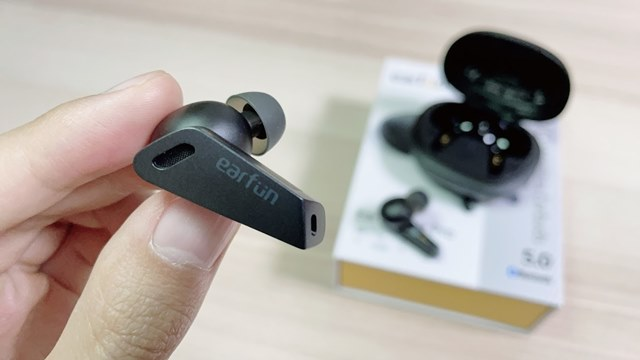 EarFun Air Proのイヤホン