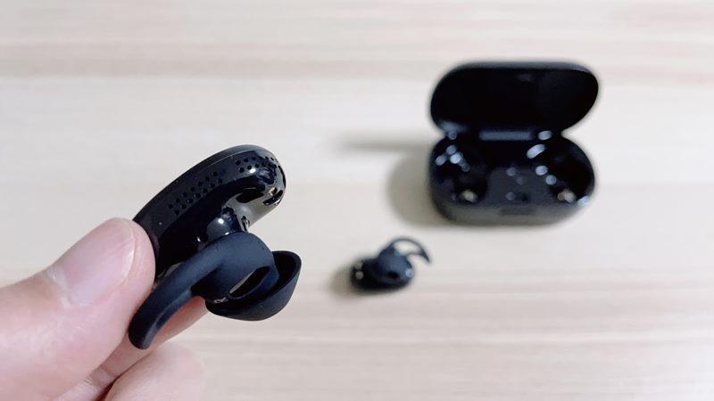 Bose QuietComfort Earbudsのマイク穴