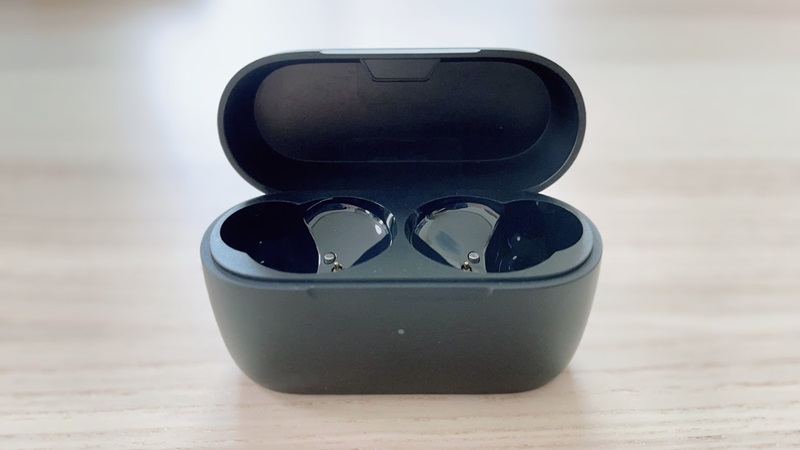 EarFun Free 2の充電ケースの外観デザイン