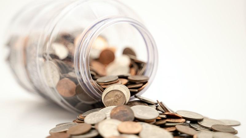 外国の小銭